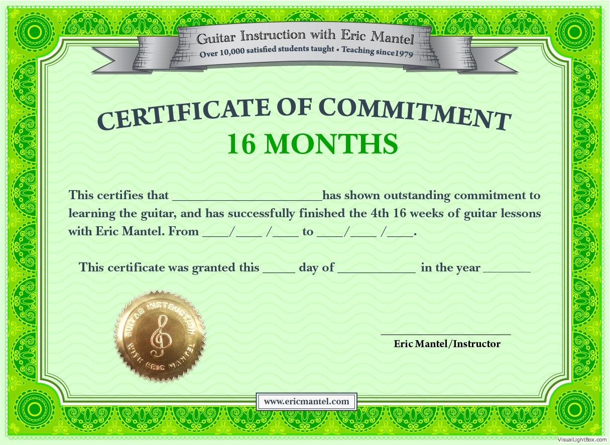 acknowledgement certificate templates – Acknowledgement Certificate Templates